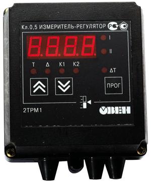 Измеритель-регулятор одноканальный ОВЕН 2ТРМ1