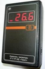 Рельсовый термометр ИТ5-П/П-ЖД