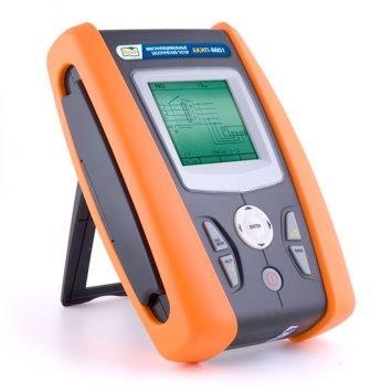 Измерители параметров электрических сетей АКИП-8401