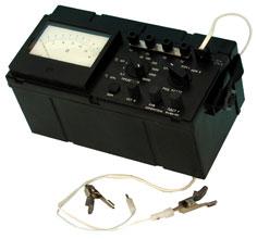 Измеритель сопротивления заземлений Ф4103-М1