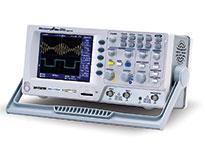 Осциллографы цифровые запоминающие 2-канальные GDS-71062A, GDS-71102A, GDS-71152A