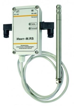 Измеритель влажности и температуры электронный Ивит-М.RS