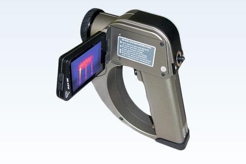 Тепловизор TEi-P со встроенной визуальной камерой (DALI, Китай)