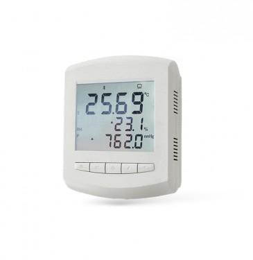 Измеритель температуры, влажности, абс.давления EClerk-Eco-P