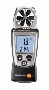 Цифровой термоанемометр Testo 410-1/-2