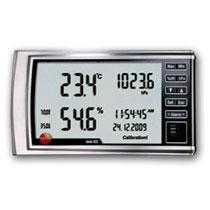 Прибор для измерения температуры, относительной влажности и атмосферного давления testo 622