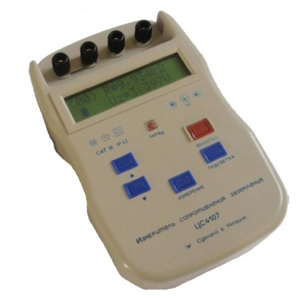 Измерители сопротивления изоляции ЦС4107